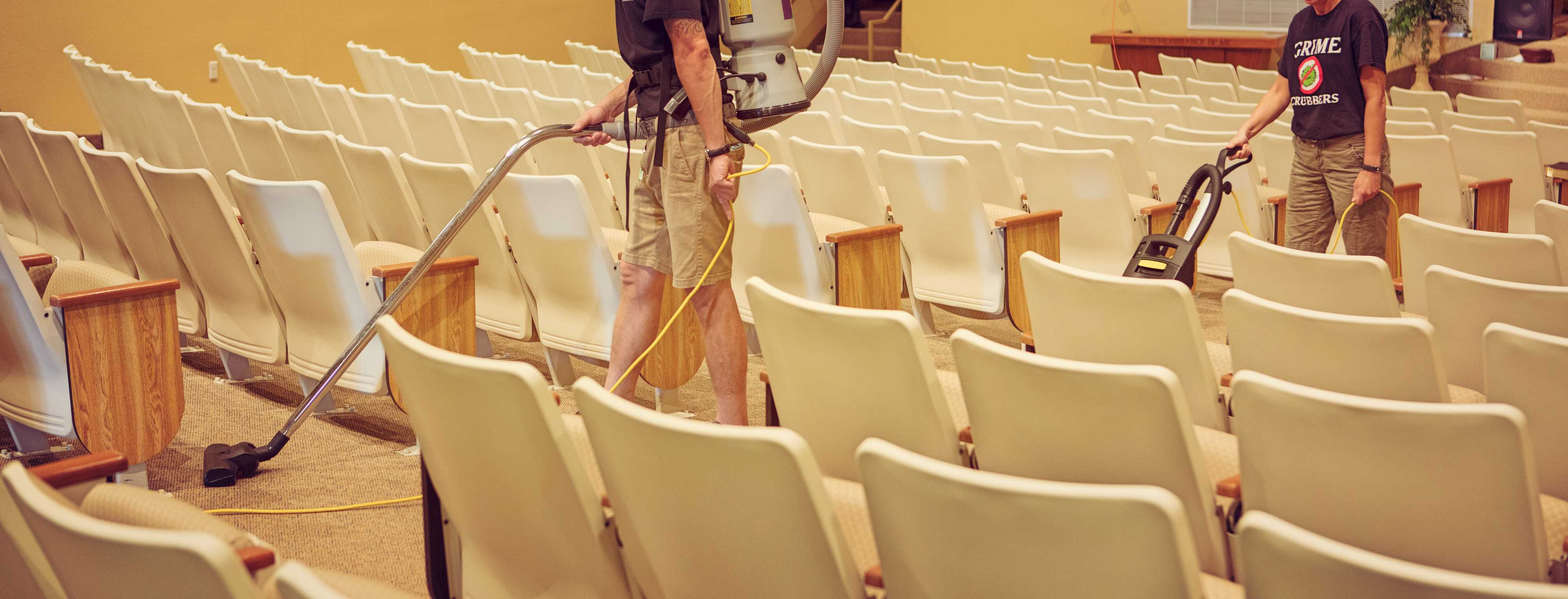 Commercial Cleaning in Springfield Missouri - Grime Scrubbers