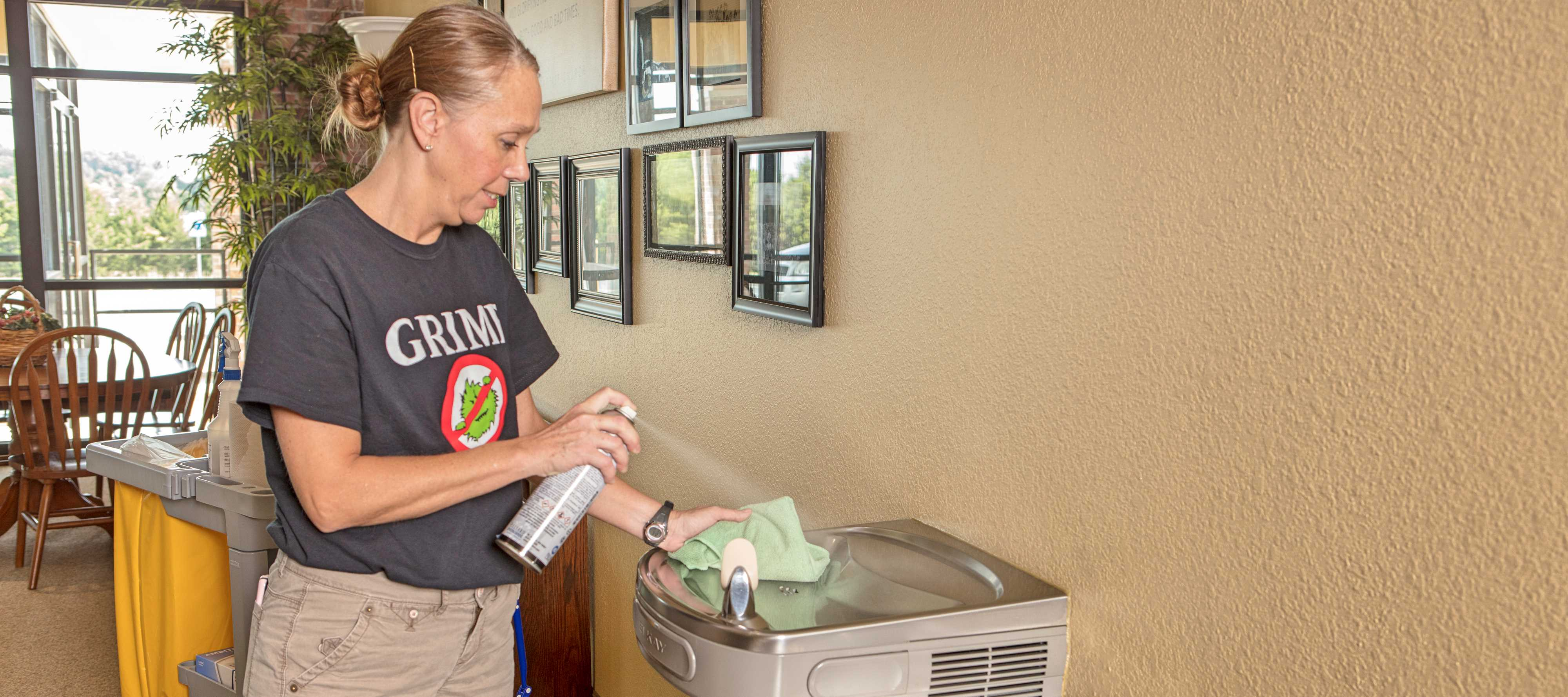 Janitorial Services in Springfield Missouri - Grime Scrubbers