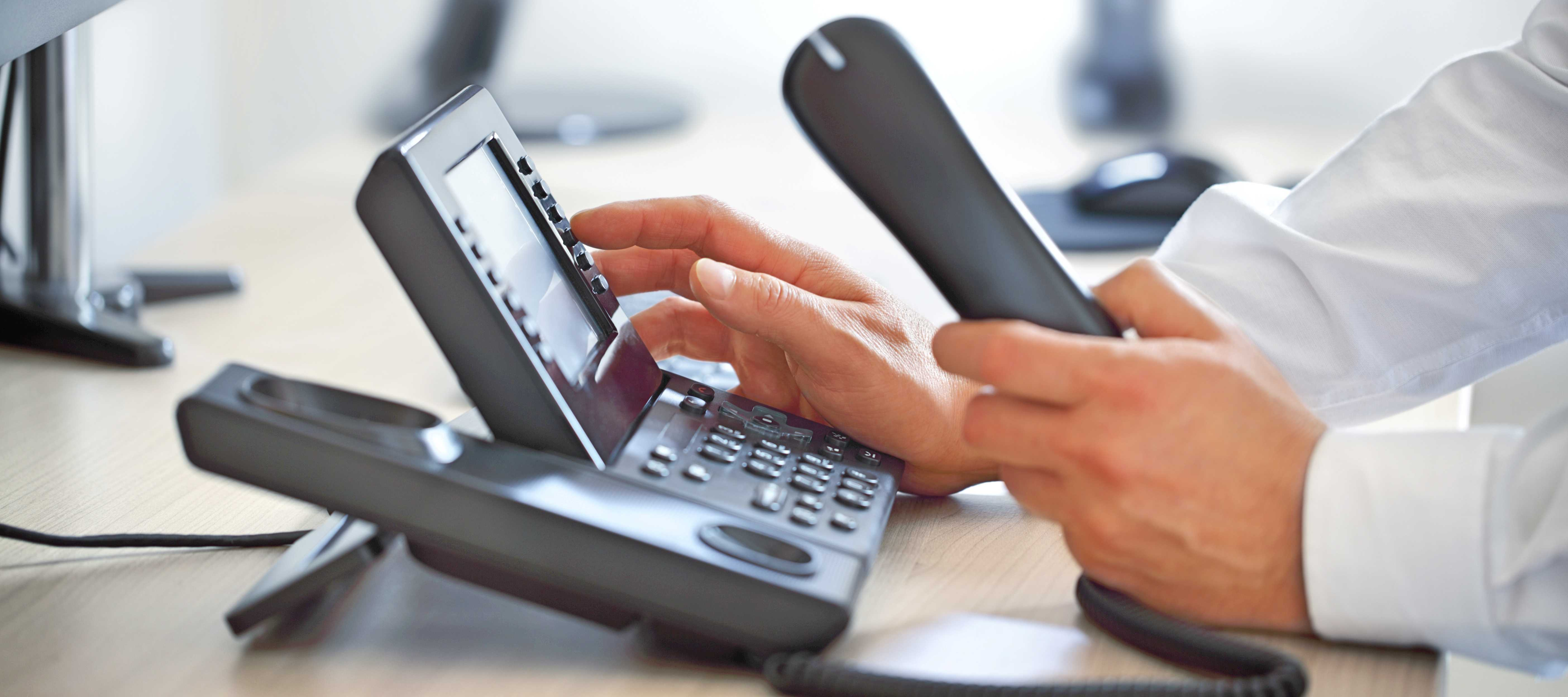 How to Clean Office Phones - Cleaning Services in Springfield MO