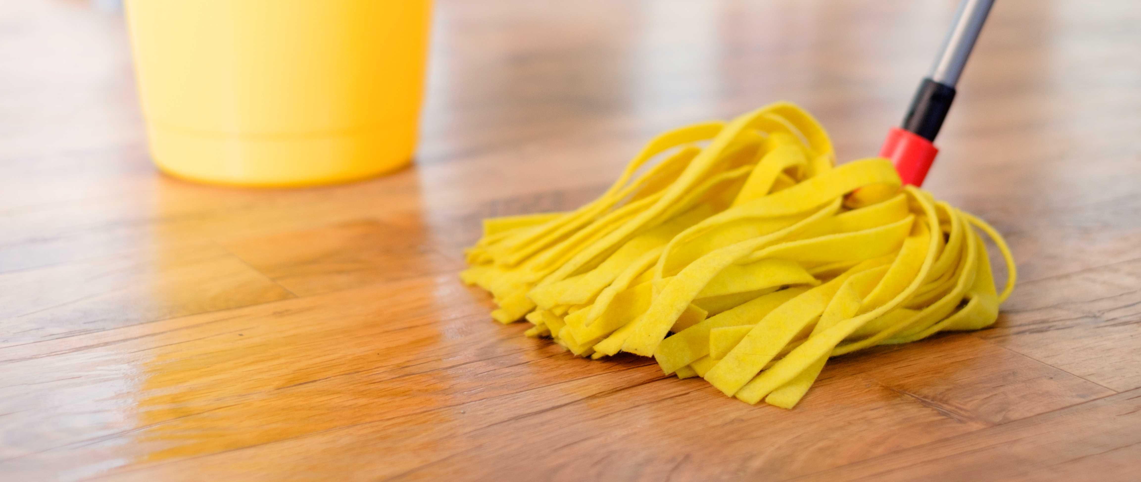 Cleaning Hardwood Floors - Floor Care in Springfield Missouri