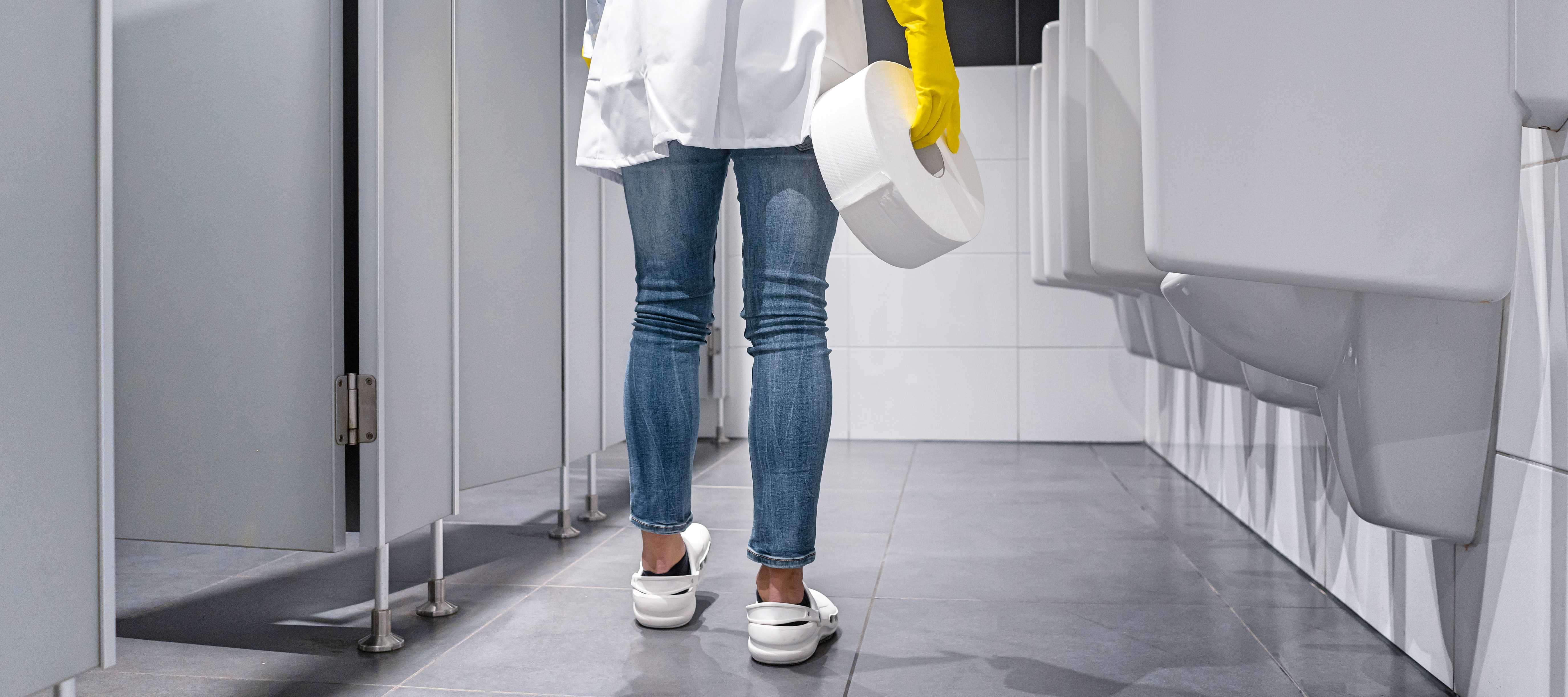 Cleaning Public Restrooms - Bathroom Cleaning Services Springfield MO