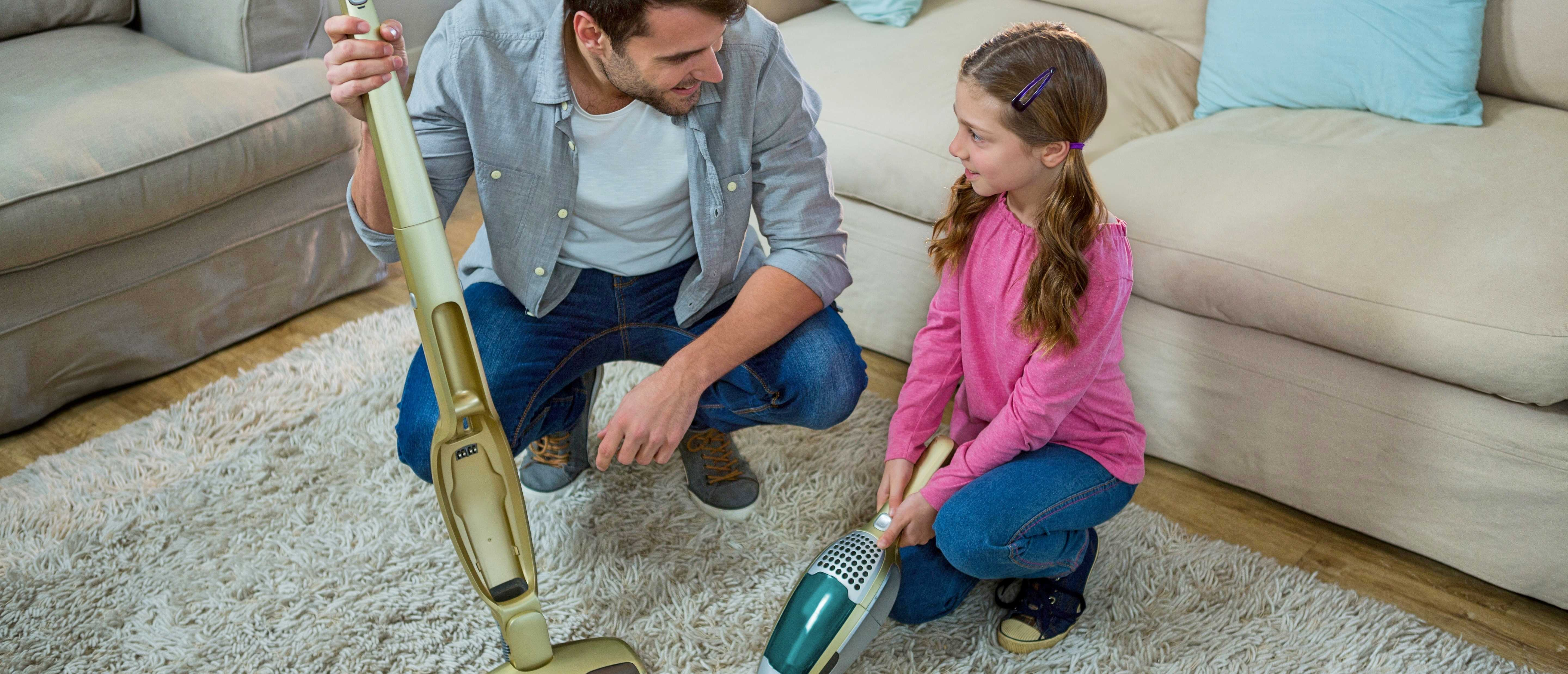 Vacuuming Tips & Tricks - Professional Carpet Cleaning Springfield Missouri