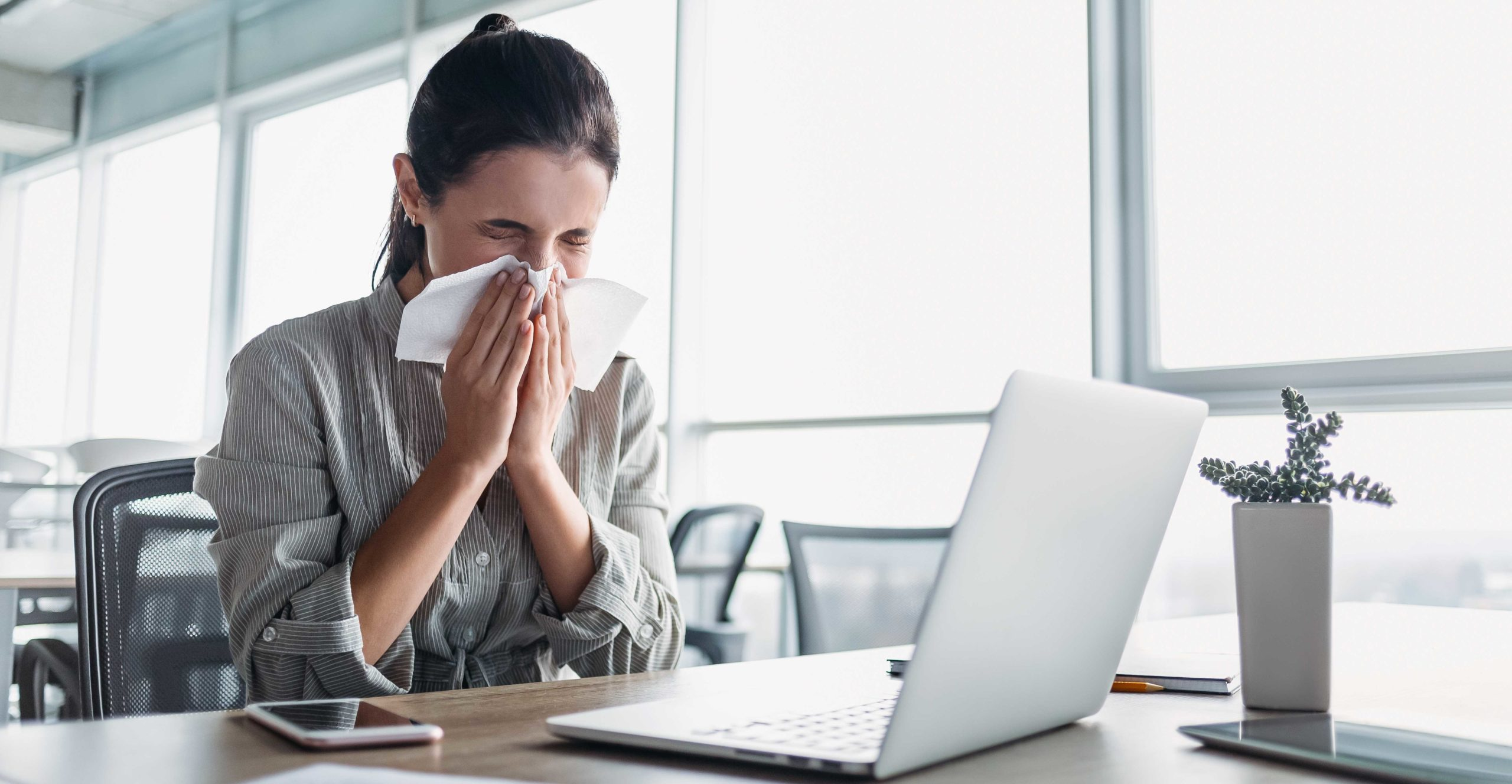Improve Employee Health With Regular Office Cleaning in Springfield Missouri